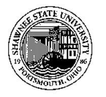 SHAWNEE STATE UNIVERSITY 19 PORTSMOUTH, OHIO 86