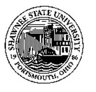 SHAWNEE STATE UNIVERSITY PORTSMOUTH, OHIO 1986