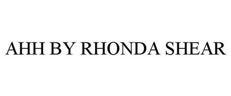 AHH BY RHONDA SHEAR