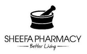 SHEEFA PHARMACY BETTER LIVING