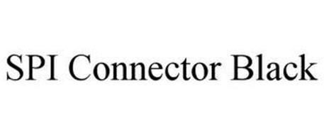 SPI CONNECTOR BLACK