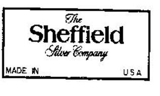 SHEFFIELD THE SILVER COMPANY