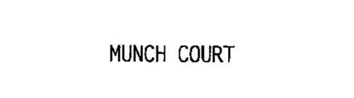 MUNCH COURT