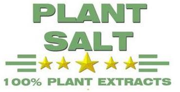 PLANT SALT 100% PLANT EXTRACTIONS