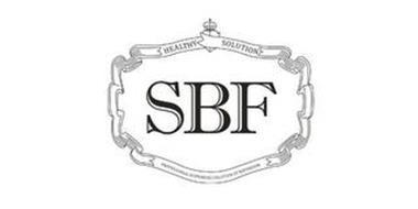 HEALTH SOLUTION SBF PROFESSIONAL DISPENSING SOLUTION OF BATHROOM