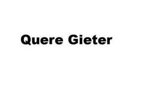 QUERE GIETER
