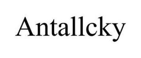 ANTALLCKY