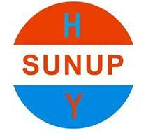 H SUNUP Y