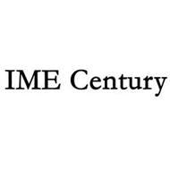 IME CENTURY