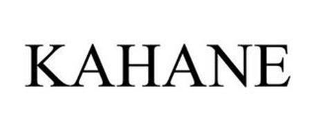 KAHANE