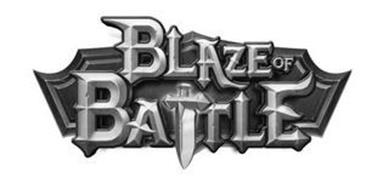BLAZE OF BATTLE