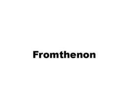 FROMTHENON