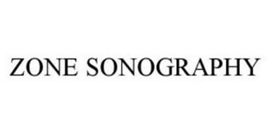 ZONE SONOGRAPHY
