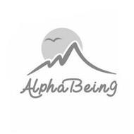 ALPHABEING