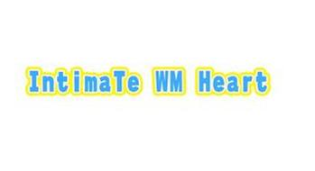 INTIMATE WM HEART