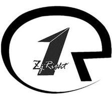 1 R ZJ RIGHT