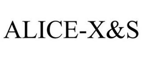 ALICE-X&S