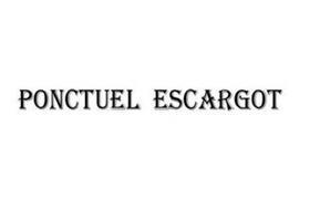 PONCTUEL ESCARGOT