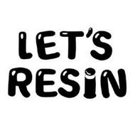 LET'S RESIN