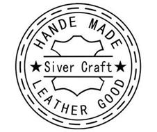 SIVER CRAFT HANDE MADE LEATHER GOOD