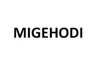 MIGEHODI