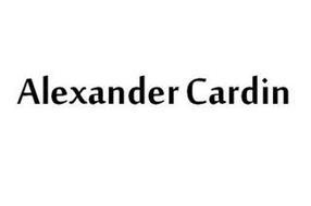 ALEXANDER CARDIN
