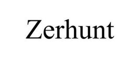 ZERHUNT