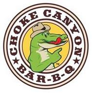 CHOKE CANYON BAR-B-Q