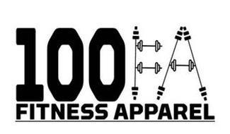 100 FA FITNESS APPAREL