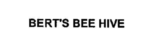 BERT'S BEE HIVE