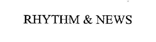 RHYTHM & NEWS