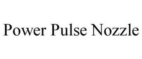 POWER PULSE NOZZLE