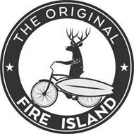 THE ORIGINAL FIRE ISLAND