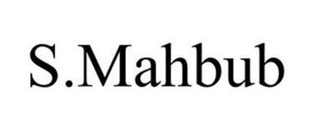 S.MAHBUB