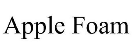 APPLE FOAM