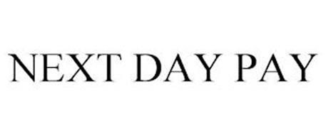 NEXT DAY PAY