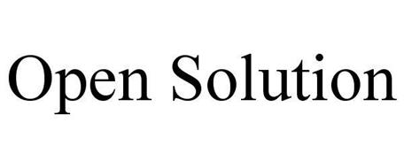 OPEN SOLUTION