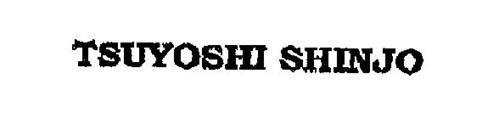 TSUYOSHI SHINJO