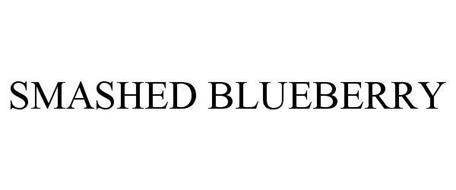 SMASHED BLUEBERRY