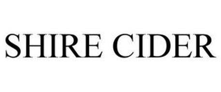 SHIRE CIDER