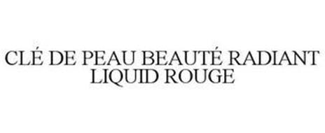 CLÉ DE PEAU BEAUTÉ RADIANT LIQUID ROUGE