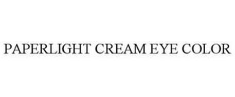 PAPERLIGHT CREAM EYE COLOR