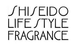 SHISEIDO LIFE STYLE FRAGRANCE