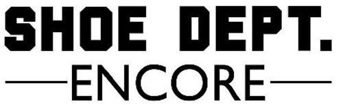 SHOE DEPT. ENCORE Trademark of SHOE SHOW 182c8da41