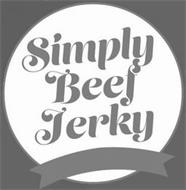 SIMPLY BEEF JERKY