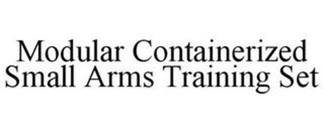 MODULAR CONTAINERIZED SMALL ARMS TRAINING SET
