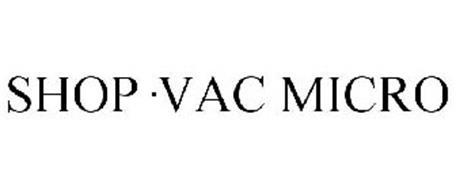 SHOP·VAC MICRO