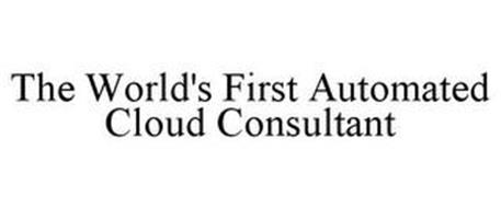 THE WORLD'S FIRST AUTOMATED CLOUD CONSULTANT