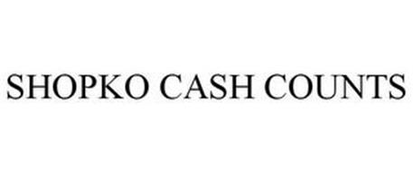 SHOPKO CASH COUNTS