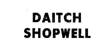 DAITCH SHOPWELL